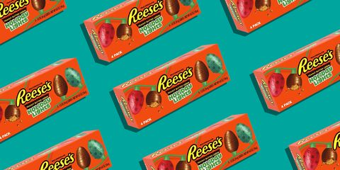 Reese's holiday lights