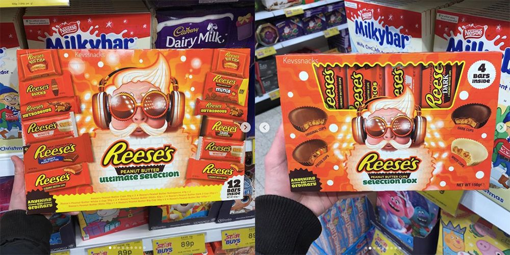 Reese's Has Released Peanut Butter Selection Boxes And They're Glorious