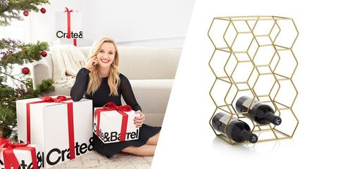 Reese Witherspoon Holiday Picks Crate Barrel