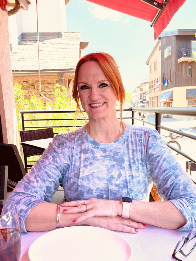 ree drummond weight loss