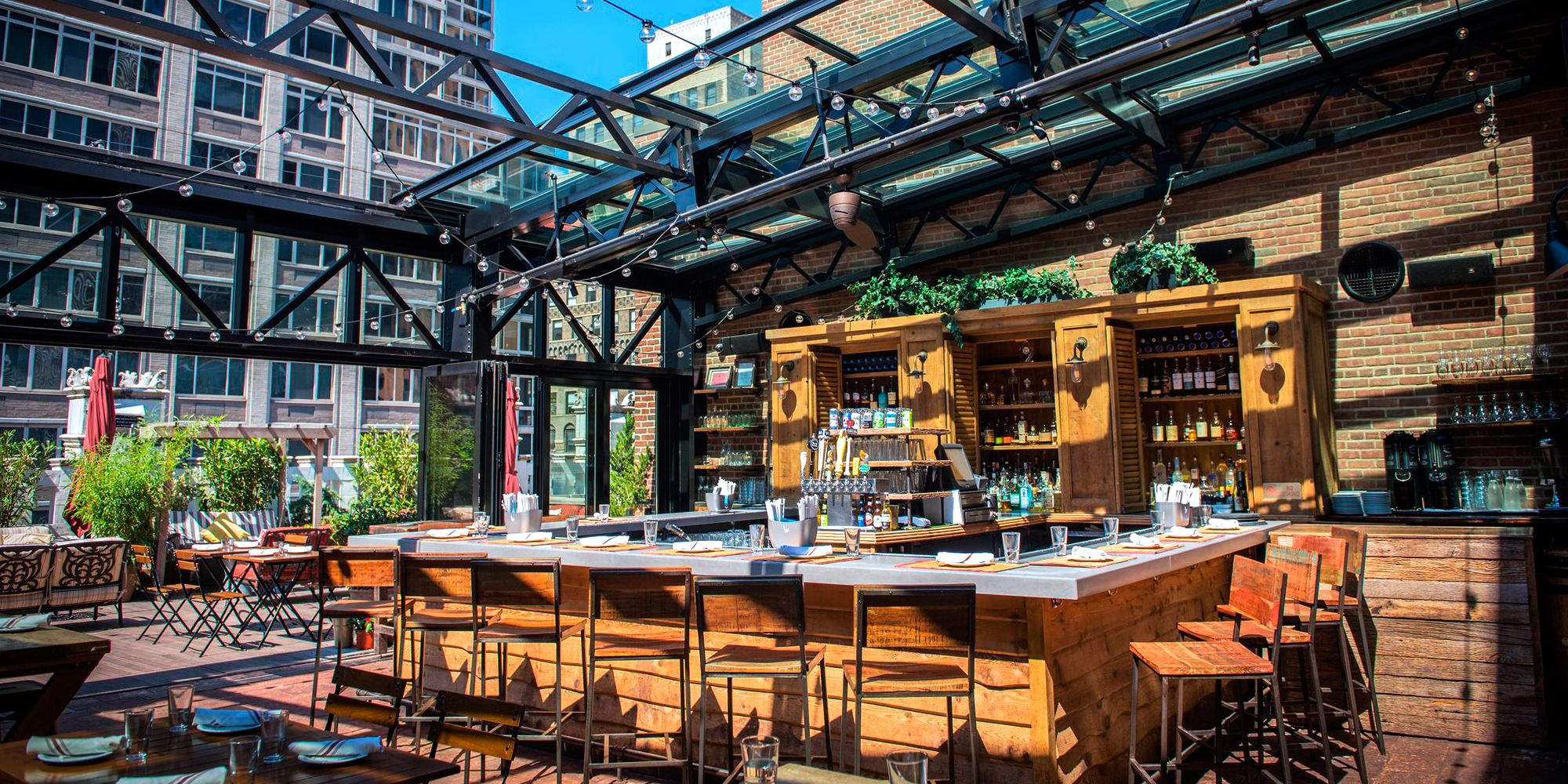 12 Best Rooftop Restaurants In Nyc Top New York With A View