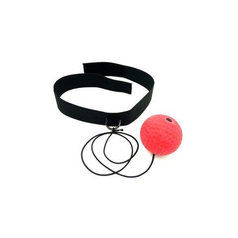 boksbal boks reflex bal boksen rood zwart