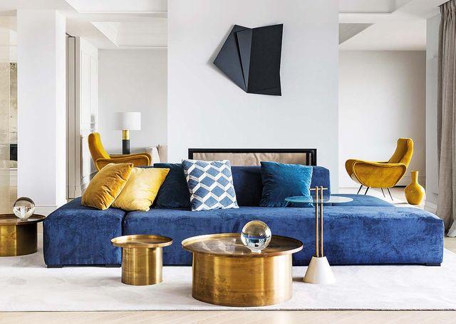 un piso elegante y moderno reformado por alejandra pombo en madrid