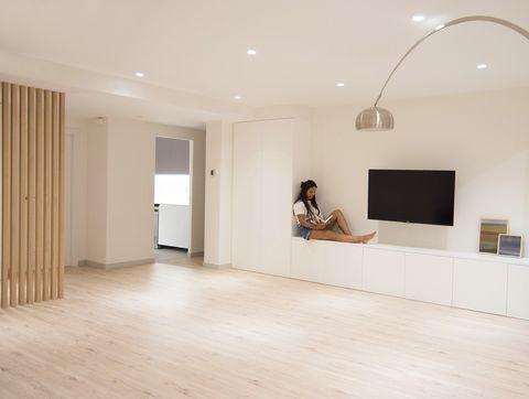 Reforma de un piso anticuado para transformarlo en una vivienda moderna
