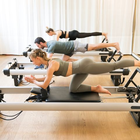Reformer Pilates Classes Benefits How It Works Where To Go