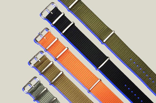 maratac mil nato watch straps