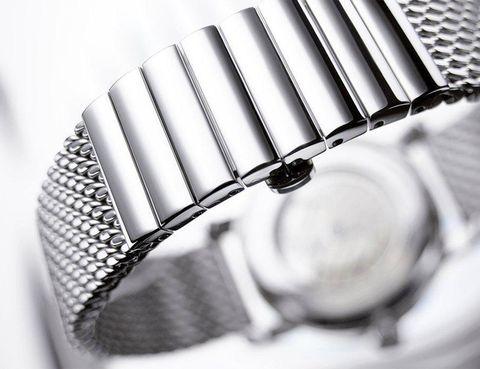 vòng đeo tay đồng hồ lưới staib 2792 milan