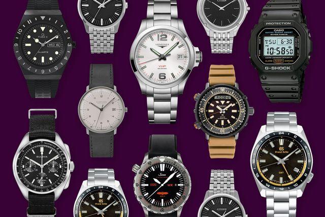 quartz watches guide lead
