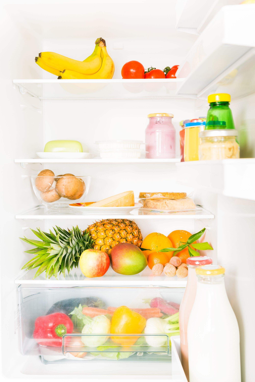 Best Refrigerator Temperature To Keep Food Fresh Safe Fridge