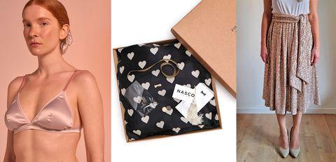 se non puoi andare a caccia di regali per la migliore amica, cerca altrove con lo shopping online moda e accessori green e made in italyfatti con il cuore
