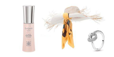 Cosmetics, Beauty, Eye, Material property, Beige, Liquid, Lip gloss,