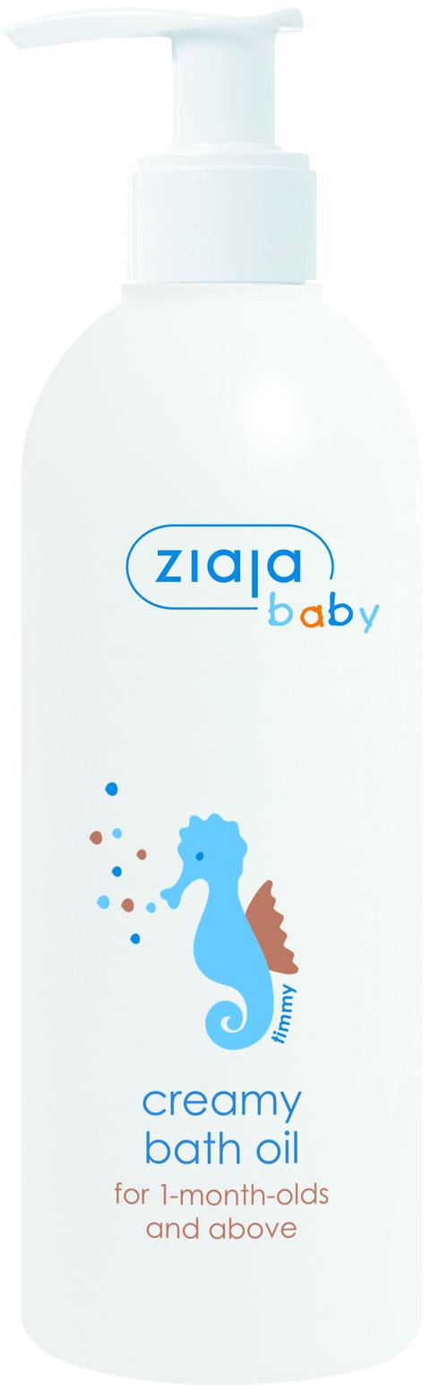 Aceite Cremoso de Baño Hipoalergénico para Bebé