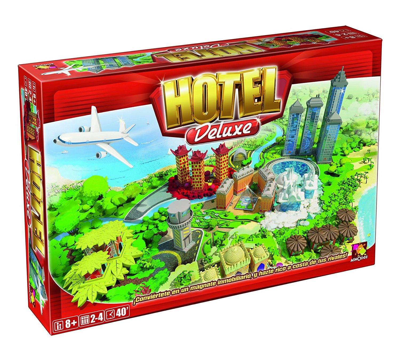 HOTEL Deluxe juego de mesa para niños