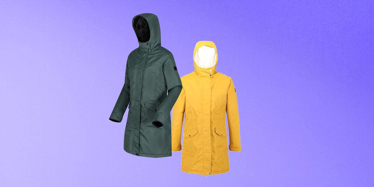 Shoppers love this waterproof jacket that's perfect for wet autumn walks