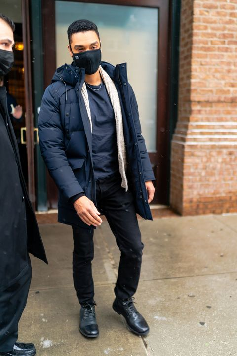 celebrity sightings in new york city   february 18, 2021