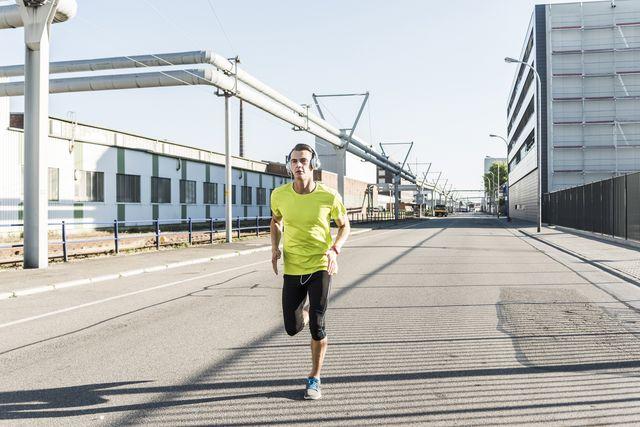 hardlopen man regelmatig hardlopen