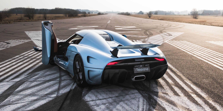"""The Koenigsegg Regera Has """"the Strongest Torque Converter Ever Made"""""""