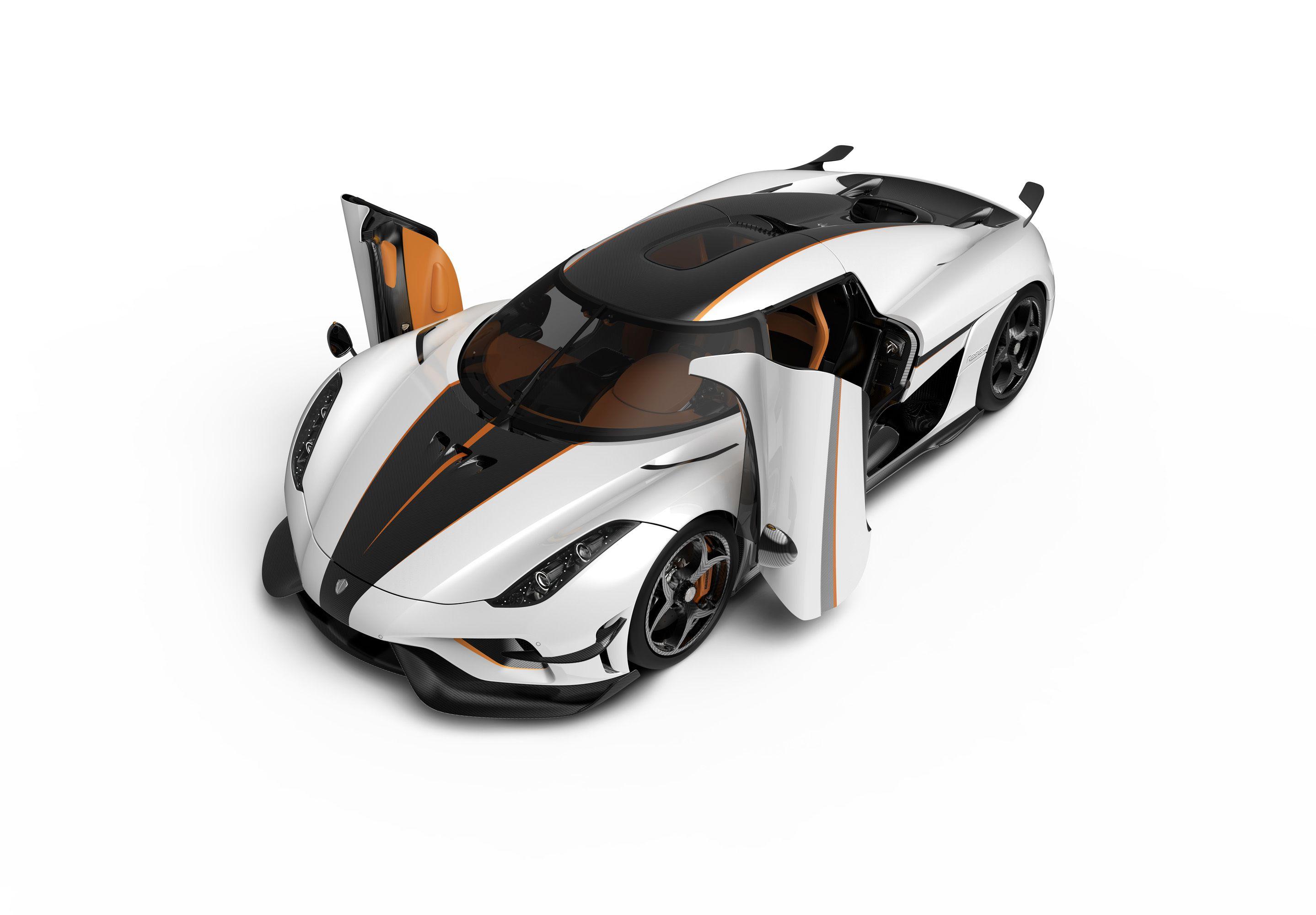 Koenigsegg Brings a Pair of Wild Regeras To Geneva