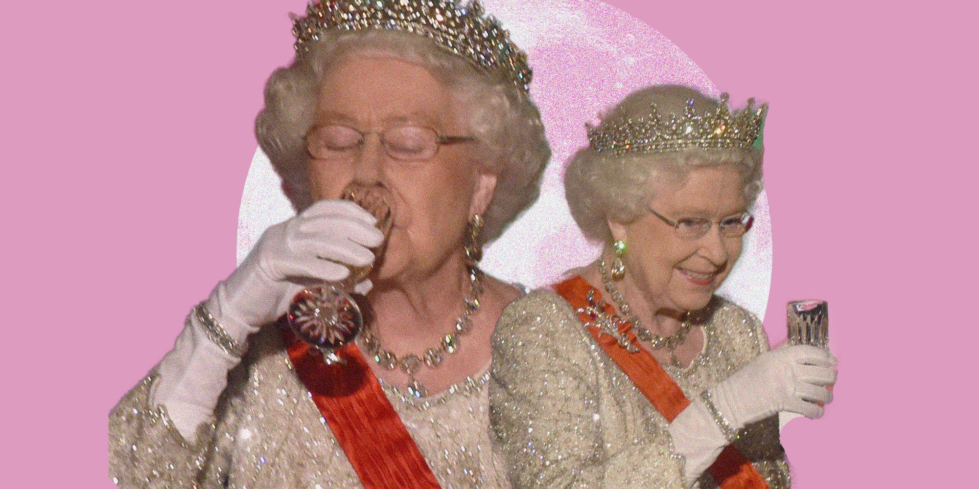Arriva il gin della Regina Elisabetta che ti fa brindare come una royal a Buckingham Palace