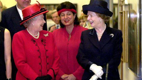 regina-elisabetta-margareth-thatcher