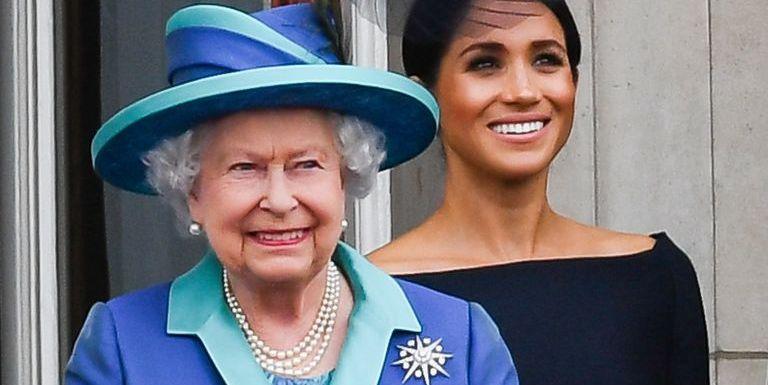 regina-elisabetta-meghan-markle