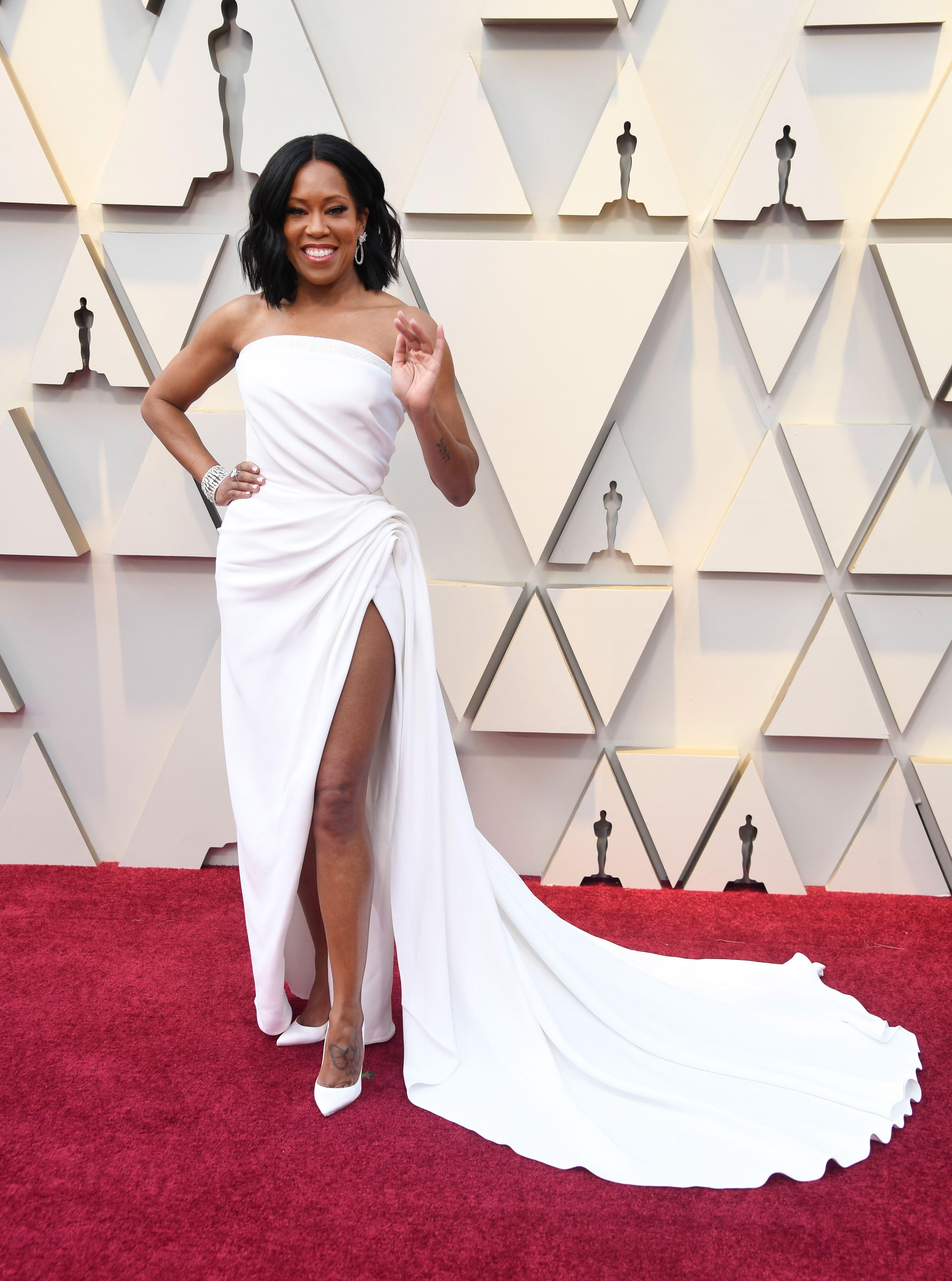 91st Annual Academy Awards - Arrivals - Regina King