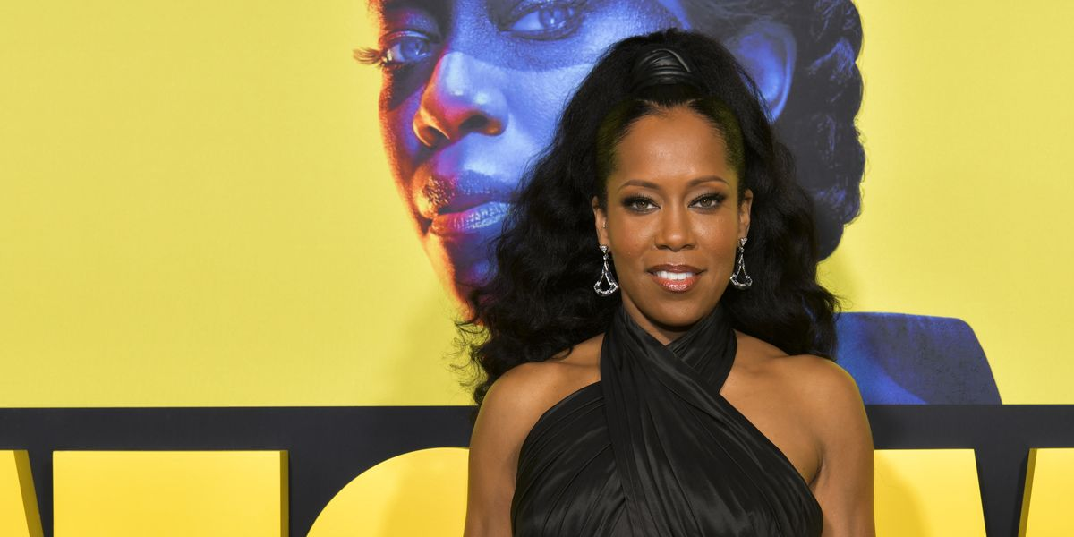 Regina King Explains Why She Was In Tears Filming Watchmen