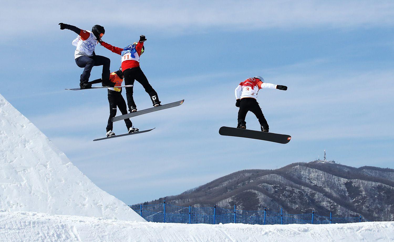 regino hernandez medalla bronce juegos olimpicos invierno