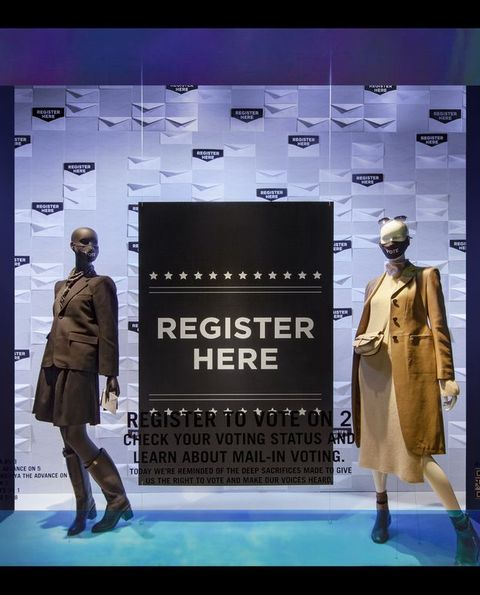 saks fifth ave voting