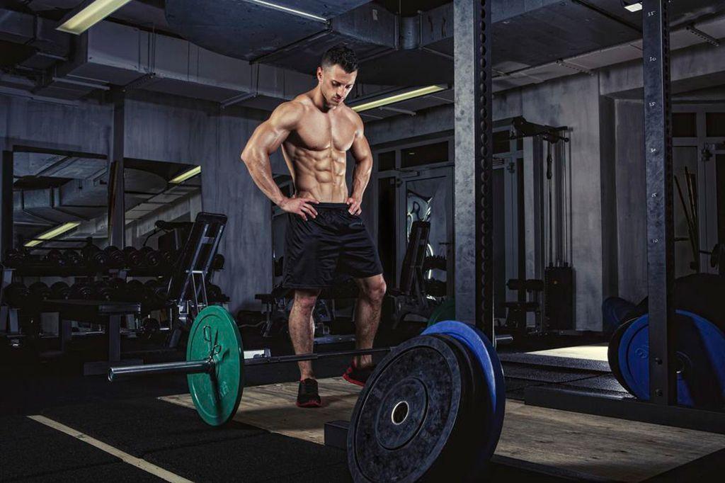 Ejercicios para ganar masa muscular en el gimnasio