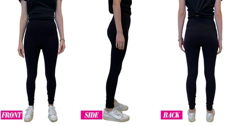Length In Inches Shapewear