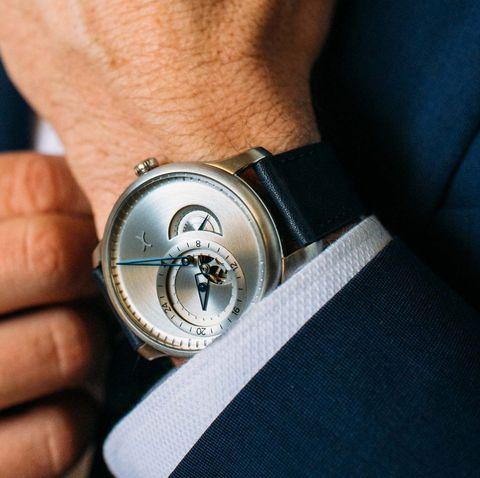 xeric regulator automatic silver bullet watch