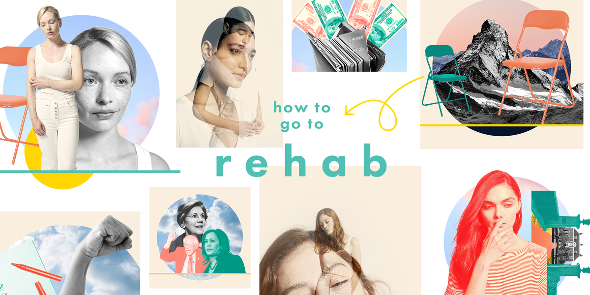 Your Non-Scary Guide to Going Rehab - cover