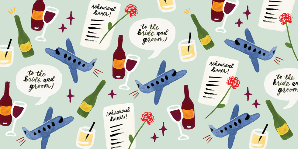 Best Rehearsal Dinner Etiquette Guide Who S Invited To