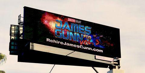 James Gunn anuncio