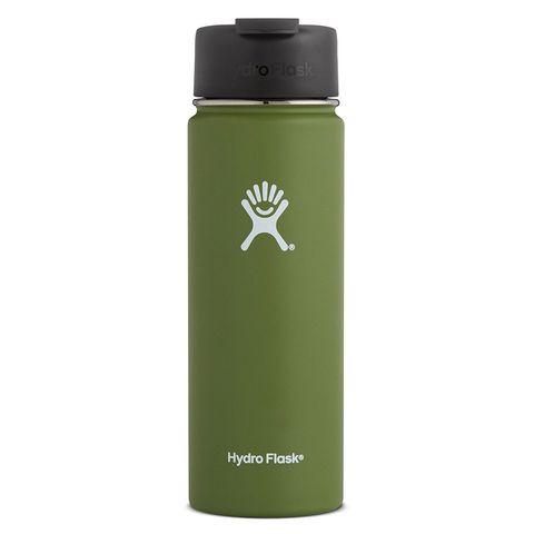 Green, Water bottle, Bottle, Drinkware, Vacuum flask, Tableware, Plastic bottle, Home accessories,