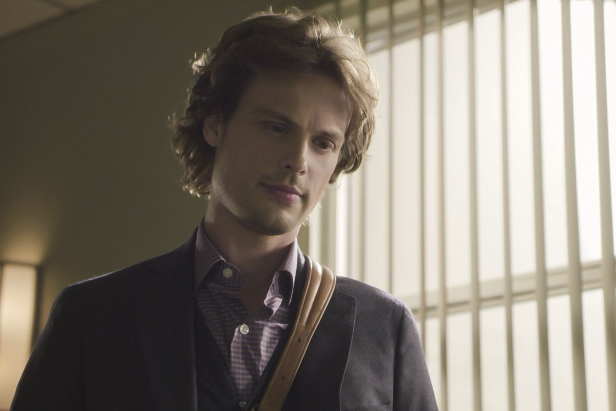 Reid on Criminal Minds - Matthew Gray Gubler's Age, Dating History