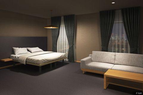 北欧家具とアートを堪能できる、ザ・レインホテル 京都がオープン