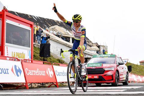 76a Vuelta a España 2021 Nivel 3