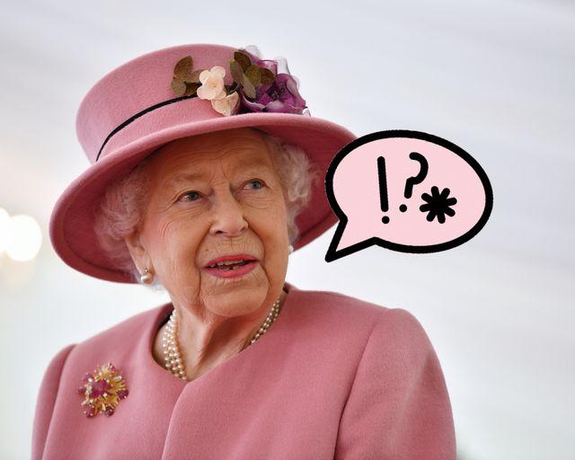 la reina isabel ii, en una foto de archivo