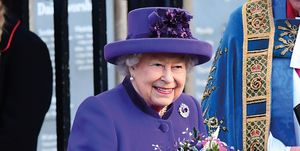 Duques de Cambridge con Rose Hanbury