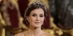 Reina Letizia cumpleaños