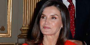 La mujer de Felipe VI ha estrenado look durante su visita oficial a Argentina.