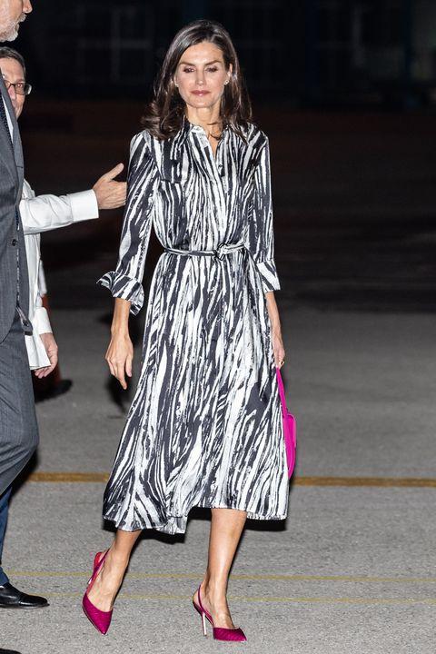Reina Letizia looks en Cuba