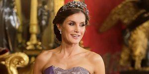 reina Letizia vestido boda Kate Middleton