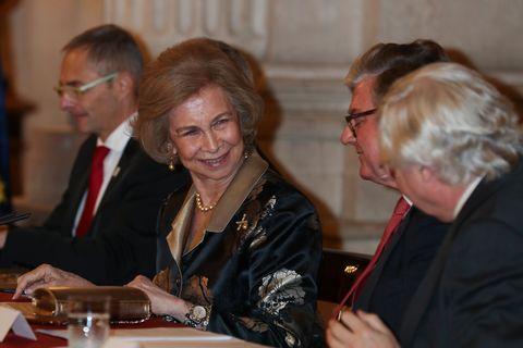 Reina Sofía entrega de premios