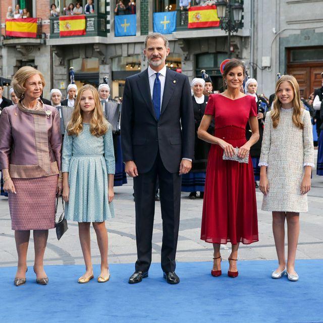Premios Princesa de Asturias 2019, princesa Leonor, reina Letizia, rey Felipe, Todos los invitados a los Premios Princesa de Asturias 2019, La alfombra roja de los Premios Princesa de Asturias 2019