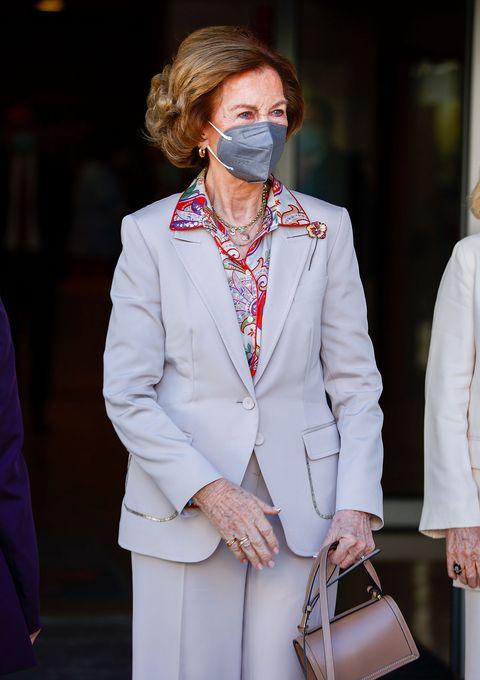 la reina sofía preside la inauguración del viii congreso internacional de investigación en enfermedades neurodegenerativas