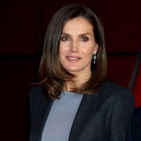 La reina Letizia recoge un premio del mundo online