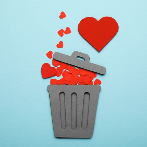 how to get through arelationship break up